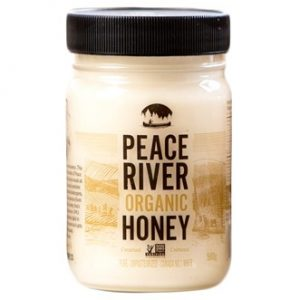 Peace-River-Creamed-Organic-Honey-Jar